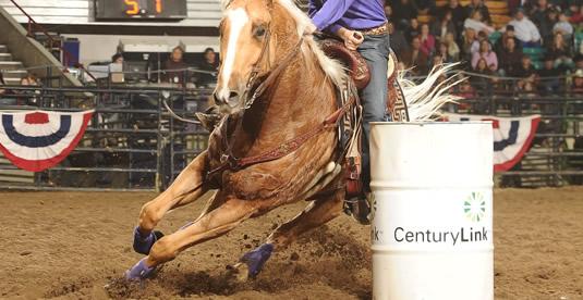Barrel Racing Saddles - saddleupcolorado